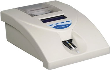 Máy thử nước tiểu Uritest - 50