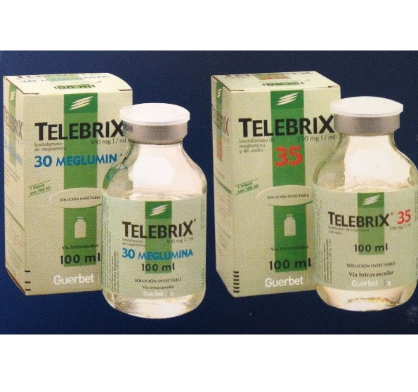 Thuốc cản quang Telebrix