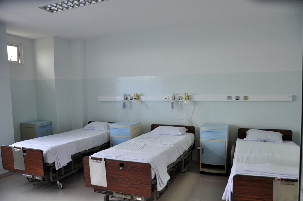 Ga giường bệnh nhân