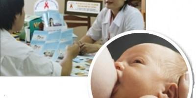 Ðiều trị dự phòng lây truyền HIV từ mẹ sang con cứu nhiều trẻ thoát khỏi nhiễm HIV từ mẹ