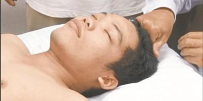 Xoa bóp - bấm huyệt cải thiện rối loạn tiền đình