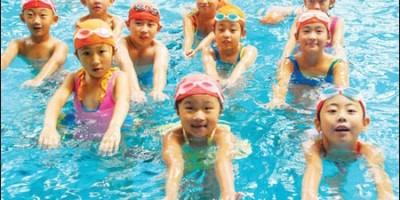 Dạy bơi cho trẻ  việc cần thiết
