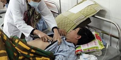Ăn bún dọc mùng  cô gái 20 tuổi chết không kịp trăng trối
